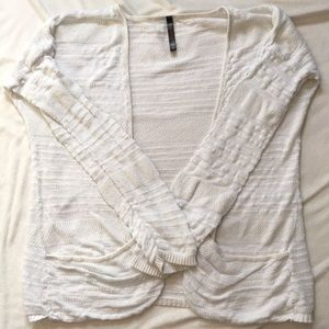 ABS Lutely cardigan sweater
